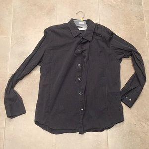 Calvin Klein dress shirt XL